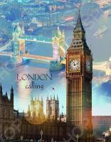 Пазл 1000 элементов Trefl «Лондон на рассвете»