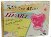 Пазл 3D «Сердце»