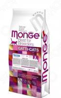 Корм сухой для кошек Monge Natural Superpremium Adult Cat