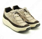 Кроссовки демисезонные Walkmaxx. Цвет: бежевый, коричневый