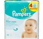Салфетки влажные для детей Pampers Baby Fresh Clean