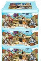 Комод 3-х секционный Violet «Пираты»