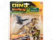 Набор фигурок Chapmei «Мегалозавр с маленьким динозавром»