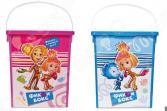 Комплект из 2-х контейнеров для хранения игрушек Полимербыт «Фиксики»