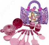 Набор посуды игрушечный 1 Toy «Маленькая хозяюшка» Т11640