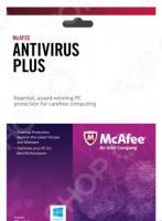 Антивирусное программное обеспечение McAfee AntiVirus Plus 2013 Intel Original