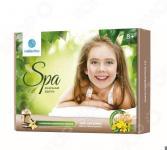 Набор для детского творчества Intellectico «Пена для ванны. Ванильный фраппе»