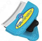 Фурминатор-насадка для собак средних пород FURminator FURflex «Против линьки»