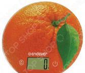 Весы кухонные Endever Skyline KS-519