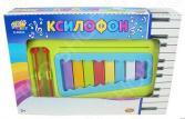 Музыкальный инструмент игрушечный ABtoys «Ксилофон»