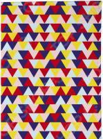 Визитница Mitya Veselkov «Цветные треугольники»