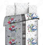Детский комплект постельного белья Василек «Богатырь»