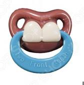 Пустышка Billy-Bob Two Front Teeth