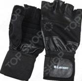 Перчатки для тяжелой атлетики и фитнесса Larsen NT502