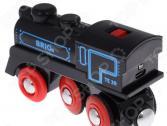Паровоз игрушечный со светозвуковыми эффектами Brio с mini USB кабелем