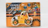 Конструктор Tongde В72180 Трактор на гусеницах с подъемником