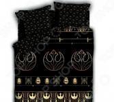 Детский комплект постельного белья Непоседа Star Wars