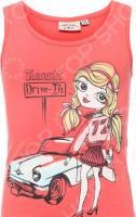 Майка для девочки Finn Flare Kids KB16-71046. Цвет: розовый