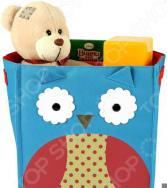 Короб для хранения игрушек Bradex «Сова»