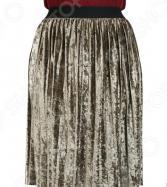 Юбка Milana Style «Вилена». Цвет: хаки