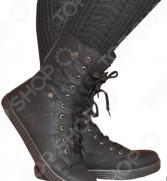 Ботинки АЛМИ Дублин. Цвет: черный