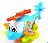 Игрушка музыкальная «Вертолет». В ассортименте