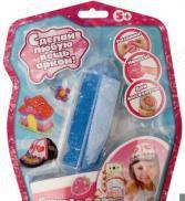 Набор для лепки из пластика 1 Toy Crystalike Т10847. В ассортименте