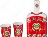 Набор для крепких напитков: штоф и рюмки Lefard 85-1248