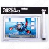 Набор магнитов на холодильник Doiy Video Player