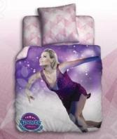 Комплект постельного белья Unison Figure Skating. 1,5-спальный