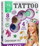 Татуировки временные Master IQ2 Party