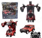 Робот-трансформер интерактивный 1 Toy «Джип»