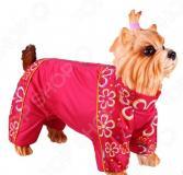 Комбинезон-дождевик для собак DEZZIE «Английский кокер»