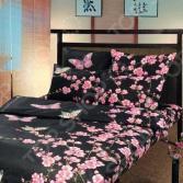 Комплект постельного белья ТексДизайн «Сакура». 1,5-спальный