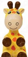 Игрушка для собак Kong Wiggi «Жираф»
