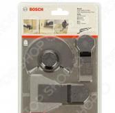 Набор насадок по дереву для многофункционального инструмента Bosch 2608662343
