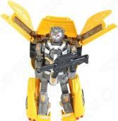 Робот-трансформер Taiko Power Racing «Кибербот» со светозвуковыми эффектами. В ассортименте