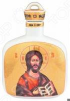 Сосуд для святой воды Elan Gallery «Иисус Христос» с молитвой