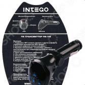 FM-трансмиттер с пультом ДУ Intego FM-109