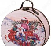 Шкатулка Lefard «Счастливого Рождества» 41-416