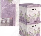 Набор коробок для хранения Valiant Lavande. В ассортименте