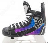 Коньки раздвижные с хоккейным лезвием KHL Smart