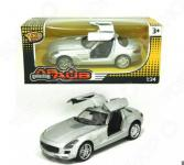 Модель автомобиля 1:32 инерционная Yako «Драйв» Collection 1724537. В ассортименте