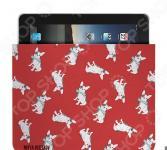 Чехол для iPad Mitya Veselkov «Бульдожки»
