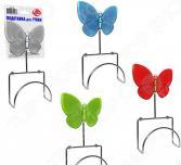 Подставка для губки Мультидом «Бабочка» TL34-161. В ассортименте