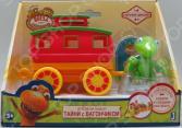 Игровой набор с фигуркой Tomy «Поезд динозавров: Тайни». В ассортименте