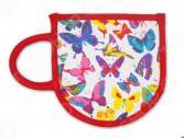 Прихватка-чашка BONITA «Бабочки»