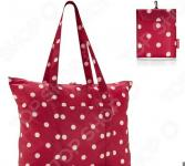 Сумка складная Reisenthel Mini Maxi Travelshopper Ruby Dots