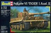 Сборная модель танка Revell PzKpfw VI «Tiger» I Ausf. E