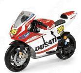 Электромотоцикл Peg-Perego DUCATI GP Rossi 2014